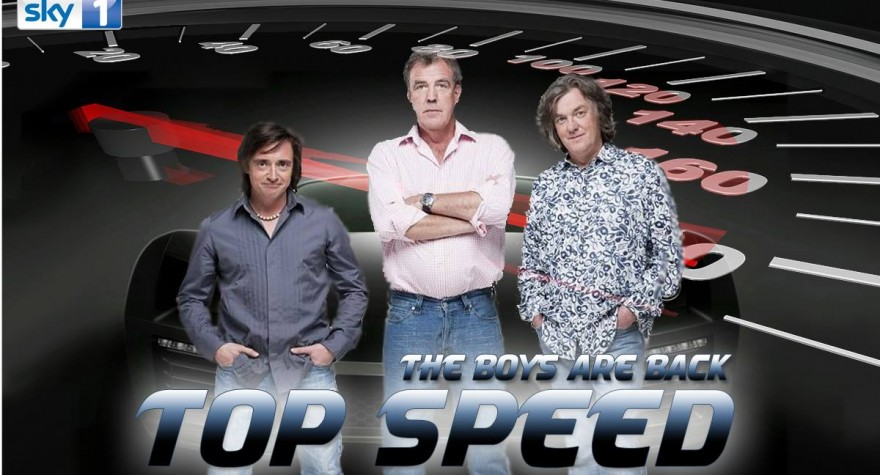 Top Gear In Streaming